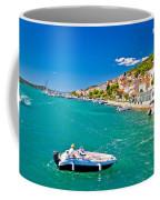 Summer View Of Tisno Coast Coffee Mug
