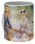 Summers Day Coffee Mug by Berthe Morisot