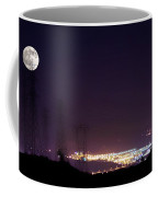 Summer's Night In The Valley Coffee Mug