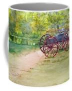 Summertime At The Barn Coffee Mug