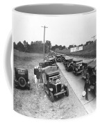 Summertime Country Traffic Jam Coffee Mug