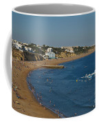 Summertime In Albufeira Coffee Mug