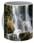 Summit Creek Waterfalls Coffee Mug