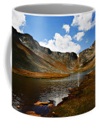 Summit Lake Colorado Coffee Mug