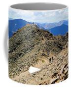 Summit On Mount Massive Summit Coffee Mug