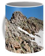 Summiting The Mount Massive Summit Coffee Mug