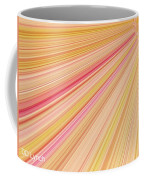 Sun Abstract Coffee Mug