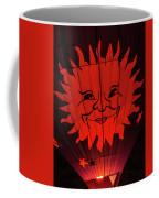 Sun And Fire Coffee Mug