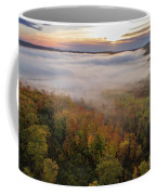 Sun And Fog Coffee Mug