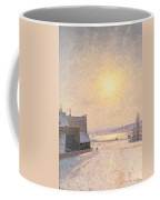 Sun And Snow Coffee Mug by Per Ekstrom