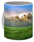 Sun Beams Coffee Mug