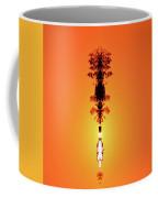Sun Crown Light Two  Coffee Mug