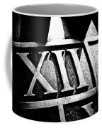 Sun Dial Coffee Mug