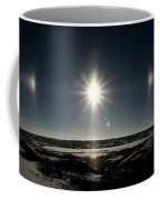 Sun Dogs Besides Settig Sun Coffee Mug