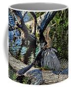 Sun Dried Anhinga Coffee Mug