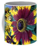 Sun Fire Coffee Mug