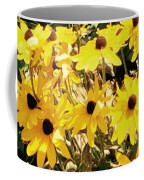 Sun Flower Glory Coffee Mug