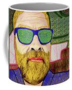 Sun Glasses Coffee Mug