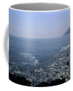 Sun Glints Off Te Ocean Near Cape Coffee Mug
