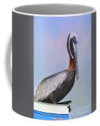 Sun Glow Pelican Coffee Mug