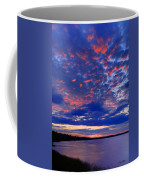 Sun Has Set Coffee Mug