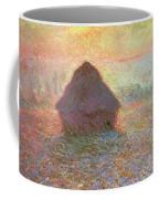 Sun In The Mist Coffee Mug