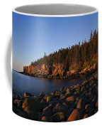 Sun Kissed Acadia Coffee Mug