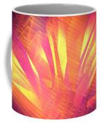 Sun Leaves Coffee Mug