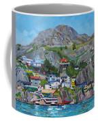 Sun Of The Battery Coffee Mug
