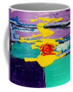 Sun On Sea Coffee Mug