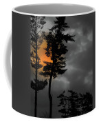 Sun Over Spring Ridge Coffee Mug
