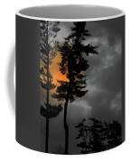 Sun Over Spring Ridge Coffee Mug