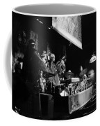 Sun Ra Arkestra At The Red Garter 1970 Nyc 10 Coffee Mug