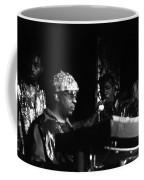 Sun Ra Arkestra At The Red Garter 1970 Nyc 23 Coffee Mug