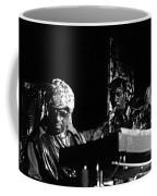Sun Ra Arkestra At The Red Garter 1970 Nyc 7 Coffee Mug