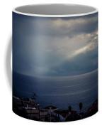 Sun Ray On The Med Coffee Mug
