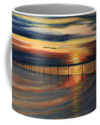 Sun Set At Seabridge Coffee Mug