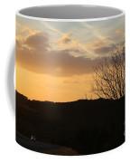 Sun Set Texas Coffee Mug