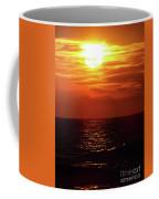 Sun Setting Coffee Mug