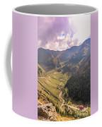 Sun Shining In The Valley Coffee Mug