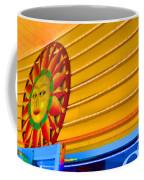 Sun Shopping Coffee Mug