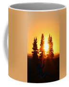 Sun Sorceress Coffee Mug