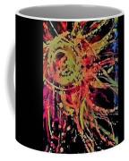Sun Burst Iv Coffee Mug