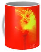 Sun Wind And Sunflower. Coffee Mug