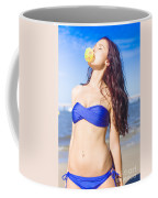Sun Worshiper Coffee Mug