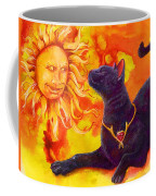 Sun Worshiper Coffee Mug
