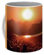 Sun Worshipers Coffee Mug