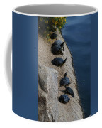 Sunbathers Coffee Mug