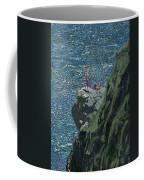 Sunbathers Cornwall Coffee Mug