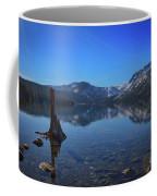 Sunbeams On Fallen Leaf Lake Coffee Mug